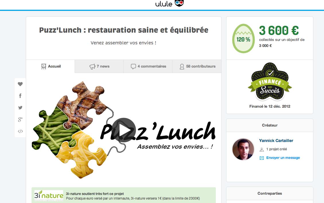 le crowdfunding pour les restaurants