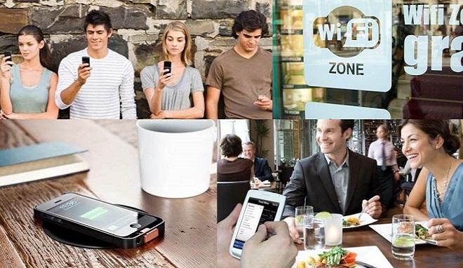 Nouvelles technologies pour les restaurants