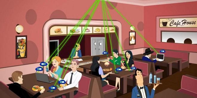 Le wifi au restaurant