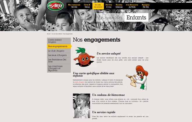 Stratégie marketing restaurant enfants