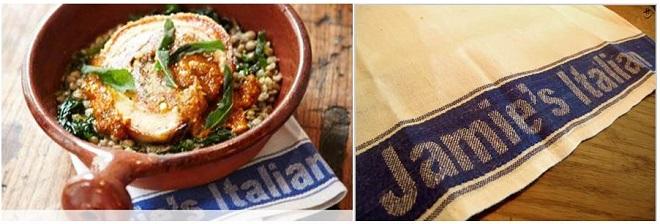 Restaurant Italien Jamie Oliver