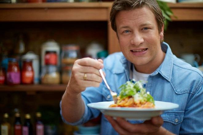 Jamie Oliver chaine de restaurants italien