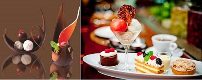 Desserts sur Facebook