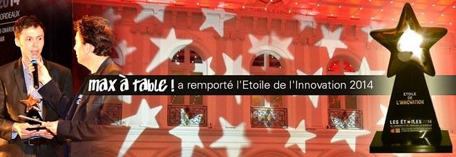Les étoiles de l'innovation à Bordeaux