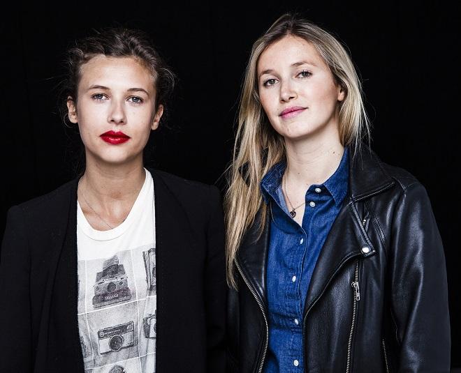 Alexia Decelle et Leslie Johns