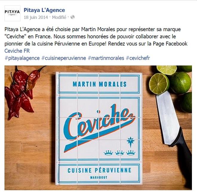 Restaurants Ceviche
