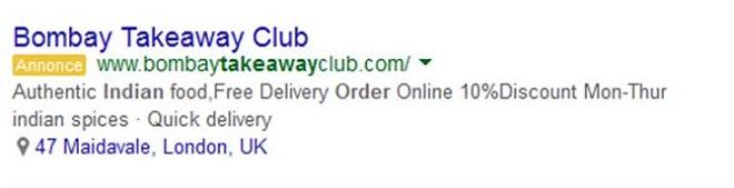 Online ordering solution for restaurant