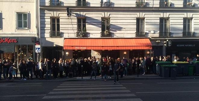 Le Formidable Restaurant Paris