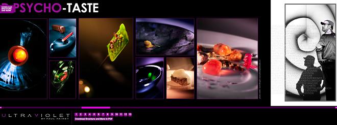 Ultraviolet restaurant