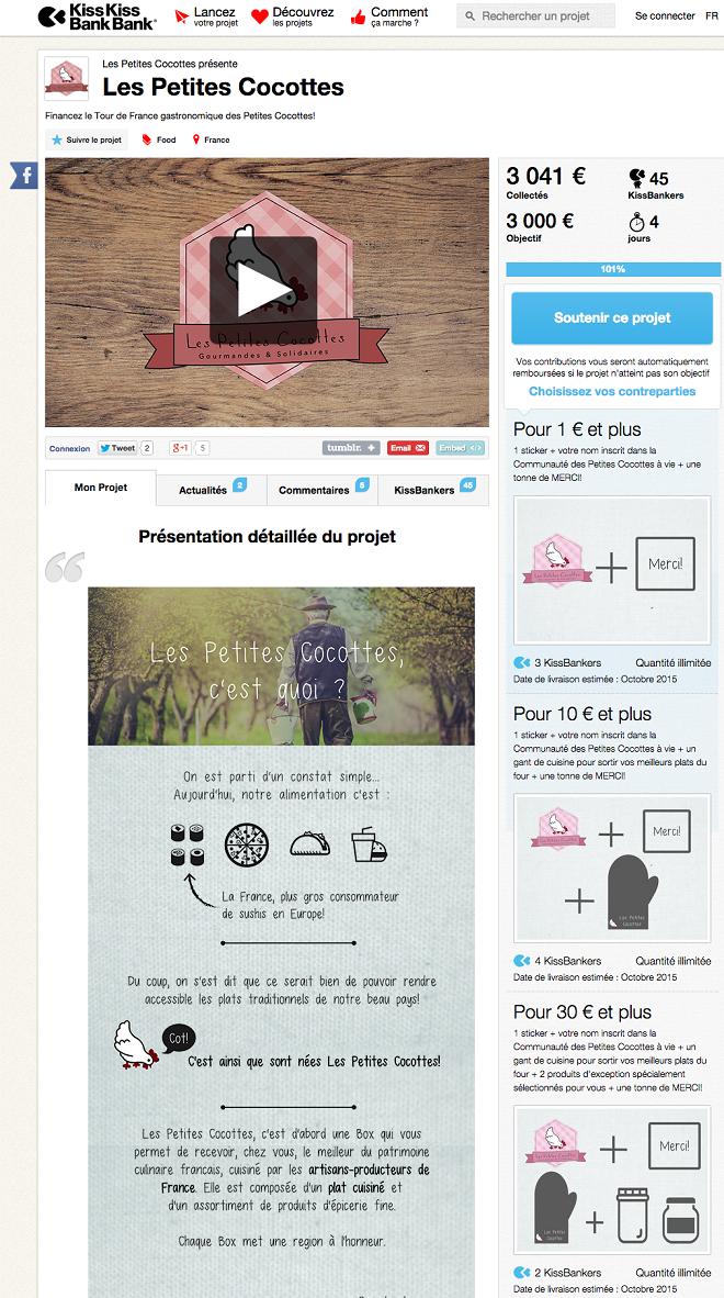 Crowdfunding dans la restauration