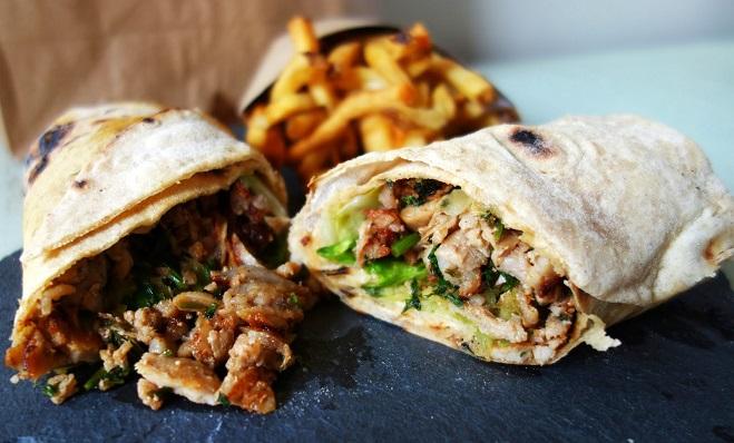 kebab gourmet