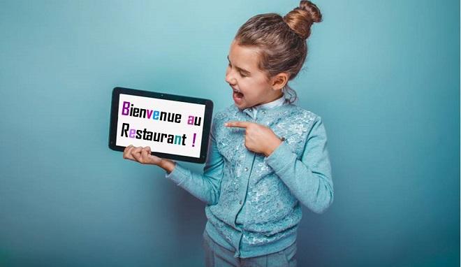 Accueillir les enfants au restaurant
