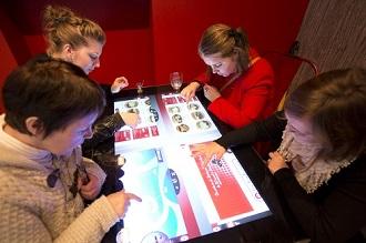 Technologie Enfants Au Restaurant Am Liorer L 39 Accueil