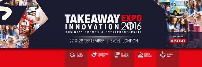 Takeaway innovation expo london