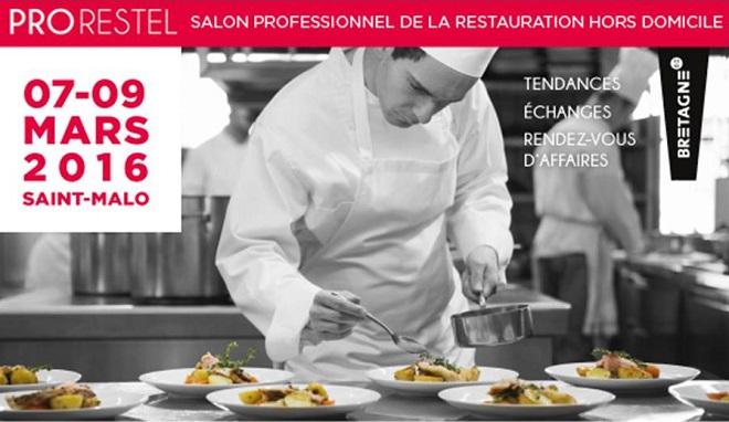 Prorestel salon d 39 affaires pour la restauration hors domicile - Salon de la restauration collective ...