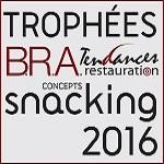 Trophées B.R.A. : Délices sur le pouce pour gourmets pressés