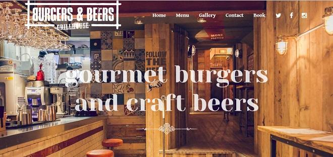 Burgers & beers