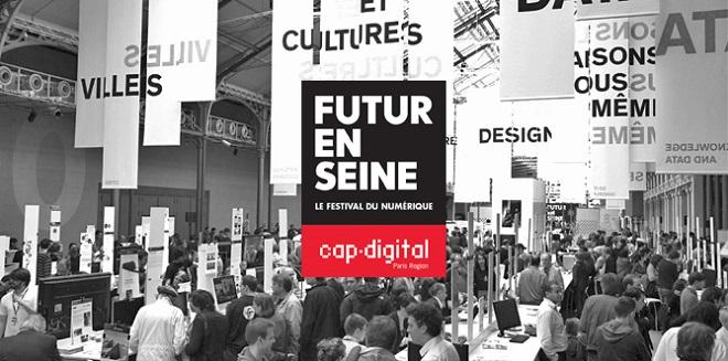 Futur en Seine : 9 – 19 juin 2016