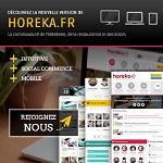 Horeka, le rendez-vous en ligne de l'hôtellerie-restauration