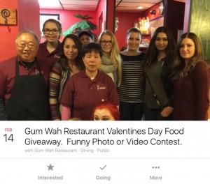 Restaurant-contest