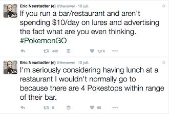 Phénomène Pokemon Go