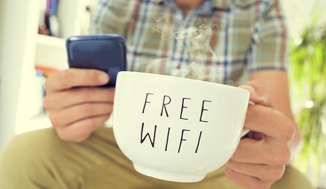 wifi au restaurant