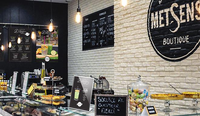 La «gastronomie rapide» de MetSens veut conquérir le  monde