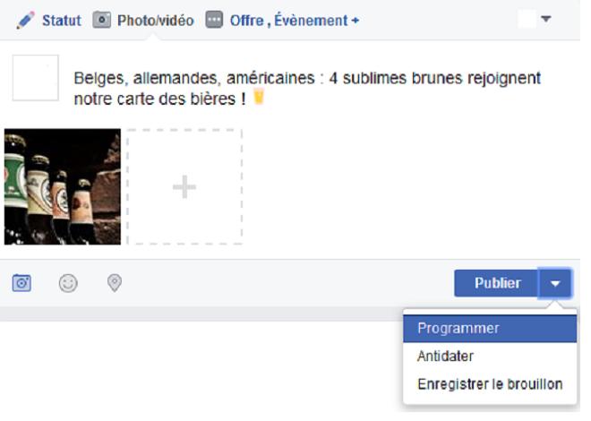programmer-un-post-facebook