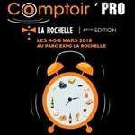 Comptoir'Pro: 4-6 Mars 2018