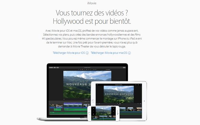 logiciel gratuit montage vidéo