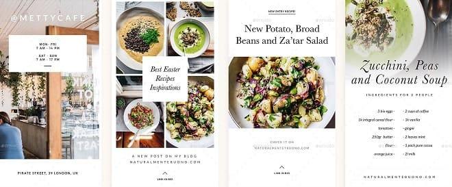 instagram-story-recette-restaurant