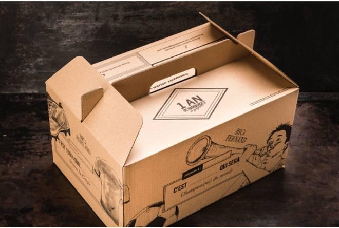 Box Big Fernand