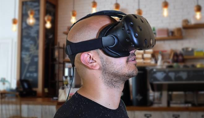 Réalité virtuelle: application en cuisine comme en salle