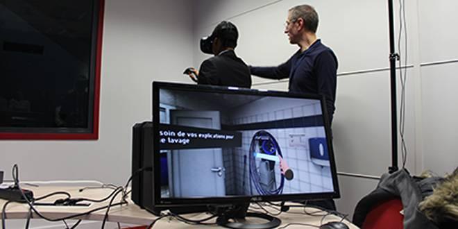 Formation Sodexo Réalité Virtuelle