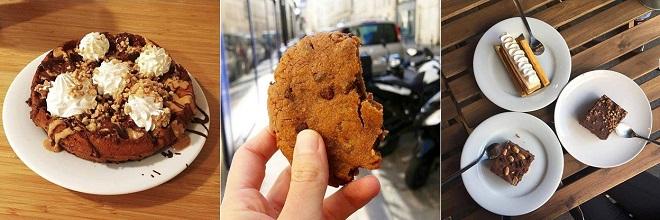 pâtisserie sans lactose restaurant paris