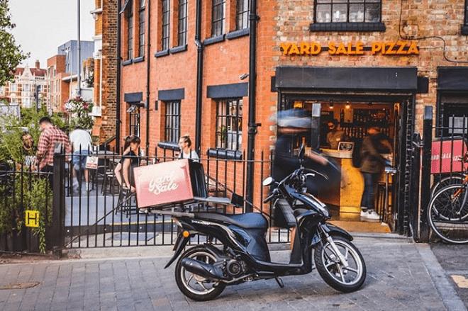 plateformes de livraison pour restaurants