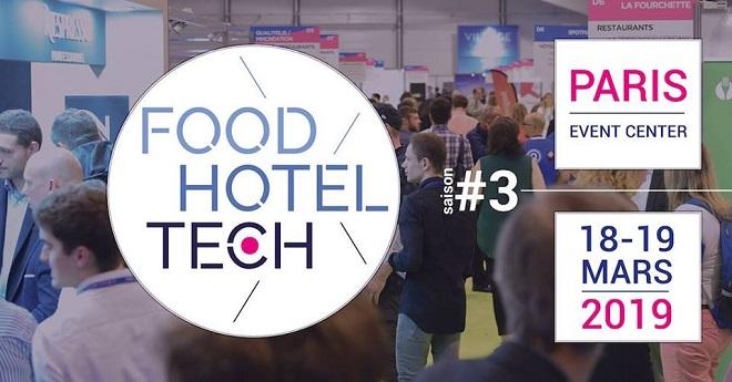 food hotel tech 2019