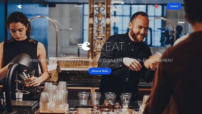 Food hotel tech awards 2019 skeat